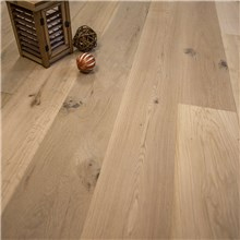 "7 1/2"" x 5/8""  European French Oak Unfinished Hardwood Flooring"