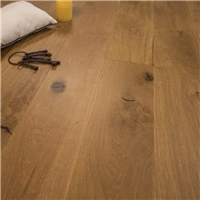 "7 1/2"" x 5/8""  European French Oak Utah Hardwood Flooring"