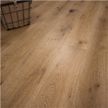 "7 1/2"" x 5/8""  European French Oak Washington Hardwood Flooring"