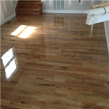 Oak #3 Common Solid Wood Floor Finished & Installed at cheap prices by Reserve Hardwood Flooring
